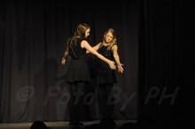Dans uppvisning på Kulturskolan Töreboda