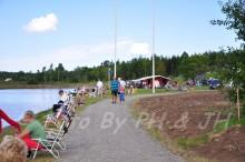 Mariestads Vattenskidklubb hade SM i slalom, trick & Hopp